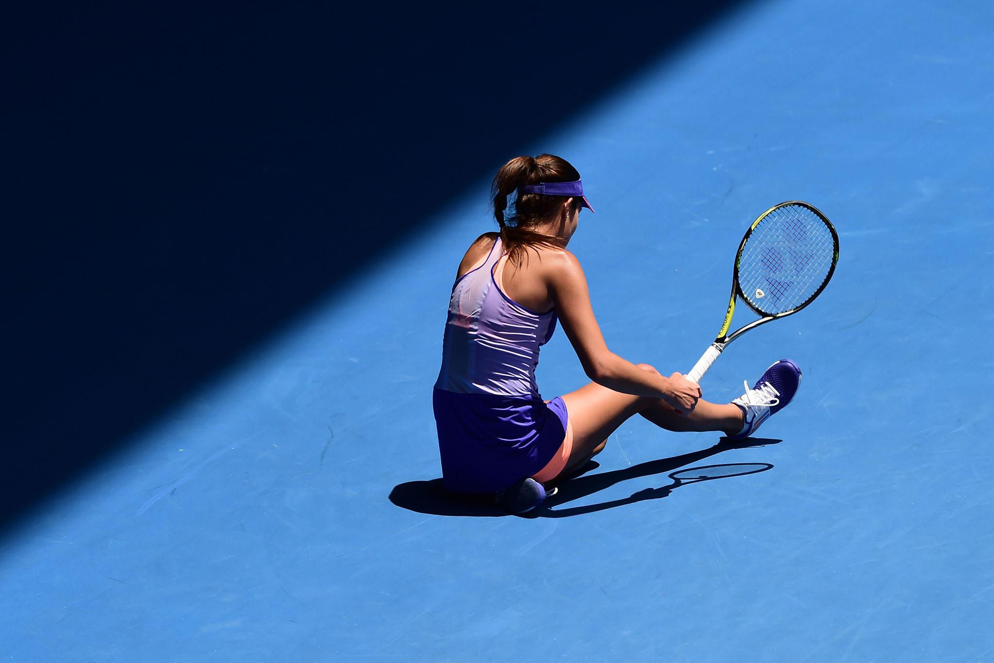 Ana Ivanovic Australian Open 2015