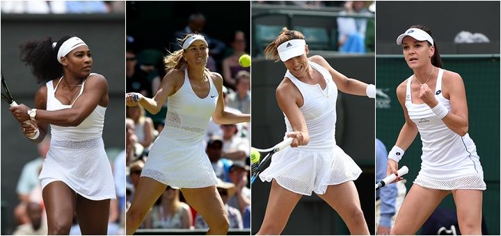 Preview semifinale feminine la Wimbledon