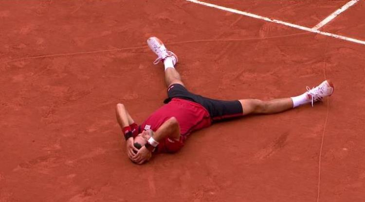 Djokovic Heart