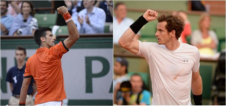 meciul Djokovic-Murray a fost suspendat