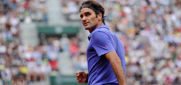 Federer se califică în optimi