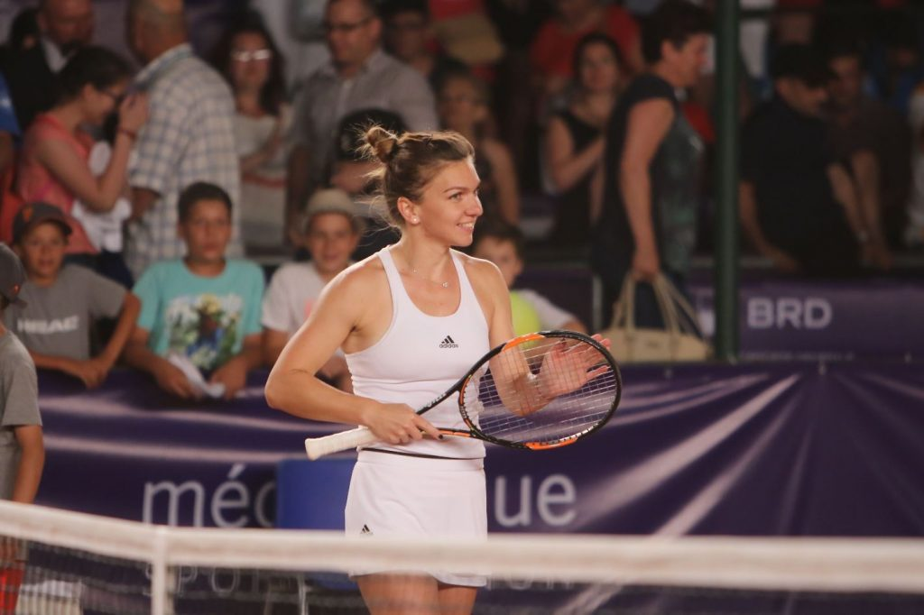 Halep Victorious