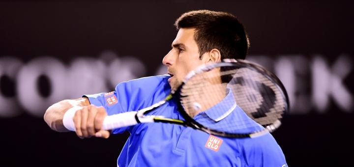 Djokovic l-a învins pe Wawrinka