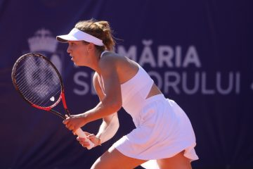 Patricia Țig @ BRD Bucharest Open
