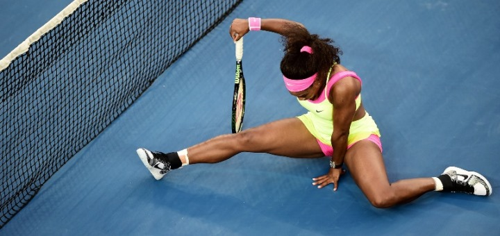 Serena Williams Australian Open 2015