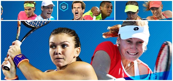 S-au stabilit sferturile de finală la Australian Open