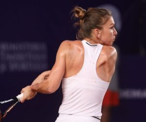 Simona Halep @ BRD Bucharest Open