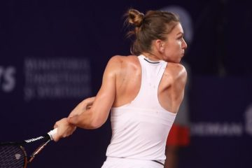 Simona Halep @ BRD Bucharest Open