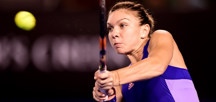 Simona Halep Australian Open 2015