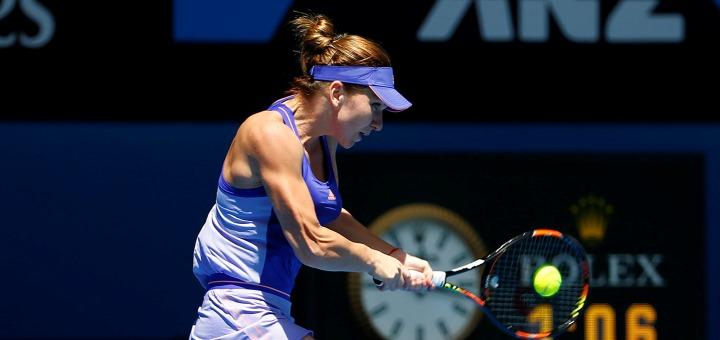 Simona Halep şi Irina-Camelia Begu sunt în optimi la Australian Open