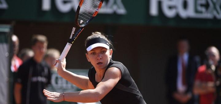 Eliminarea Simonei la Roland Garros