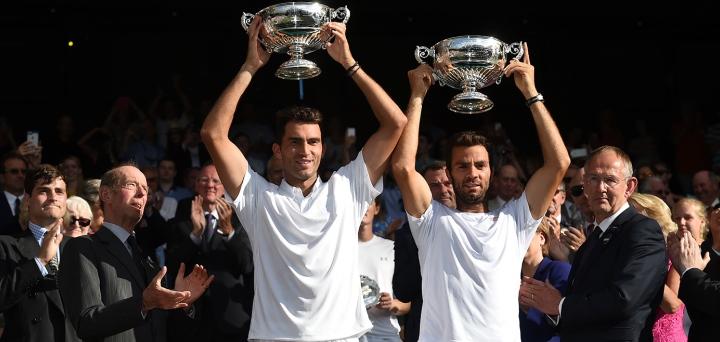 Horia Tecău și Jean-Julien Rojer sunt campioni la dublu la Wimbledon