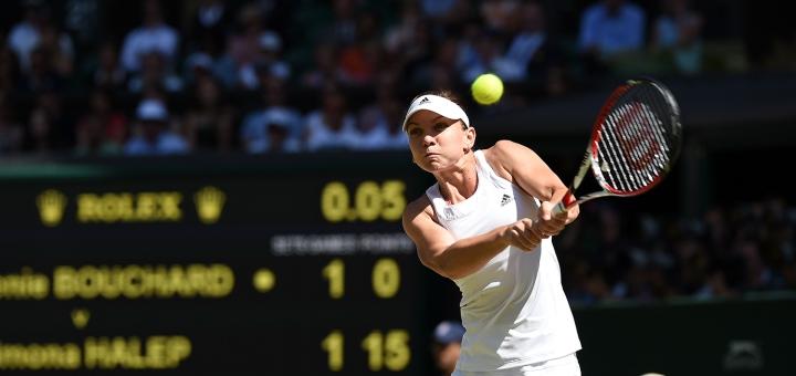 Simona Halep eliminată la Wimbledon