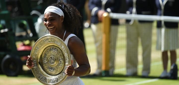 Serena câștigă finala de la Wimbledon