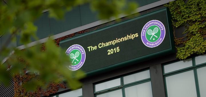Ziua 1 la Wimbledon 2015