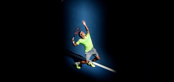 Roger Federer Australian Open 2015