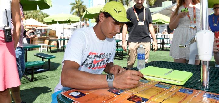 Rafel Nadal - Miami Open